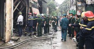 Khởi tố 1 giám đốc liên quan đến vụ cháy nhà xưởng khiến 8 người chết