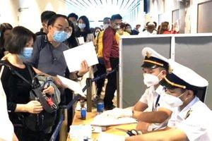 Khai báo y tế gian dối khi nhập cảnh Việt Nam sẽ bị xử lý nghiêm!