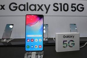 Samsung chuẩn bị phát hành điện thoại 5G tại hơn 40 quốc gia
