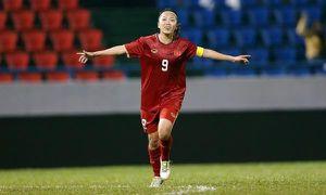 ĐT nữ Việt Nam - ĐT nữ Australia: 1-2