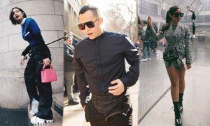 Cập nhật những sao Việt xem thời trang ở Ý, Pháp về bị cách ly vì dịch Covid-19
