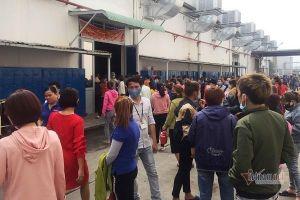 Cháy phòng chứa hóa chất ở Đà Nẵng, trăm công nhân hốt hoảng tháo chạy
