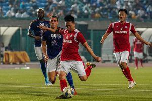 Than Quảng Ninh đánh bại Svay Rieng, có 3 điểm đầu tiên ở AFC Cup 2020