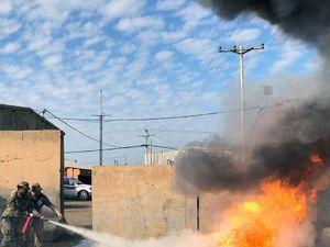 Căn cứ ở Iraq bị tấn công, 2 lính Mỹ và 1 lính Anh thiệt mạng
