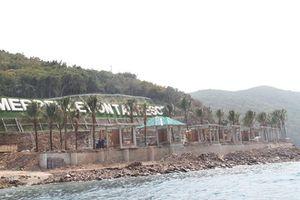 Vụ xây dựng không phép tại đảo Hòn Tằm: Kiểm tra tổng thể dự án