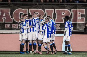 Hoãn trận đấu của SC Heerenveen vì dịch Covid-19