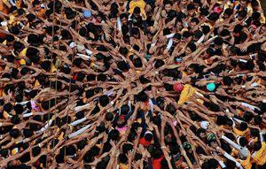 Chiêm ngưỡng những hình ảnh 'ngập tràn sắc màu' ở Ấn Độ
