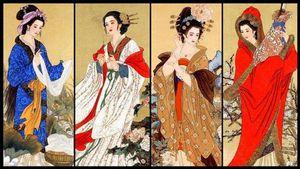 Top mỹ nhân 'nghiêng nước nghiêng thành' Châu Á thời cổ đại
