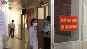 Người bay cùng chuyến với bệnh nhân 34 mắc Covid-19 có kết quả âm tính