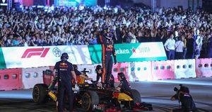 Giải F1 tại Hà Nội lùi thời điểm khởi tranh