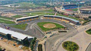 Chặng đua F1 Hà Nội bị hoãn do Covid-19