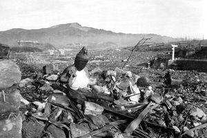Chùm ảnh 'đau thương' về bom nguyên tử Mỹ hủy diệt Nagasaki