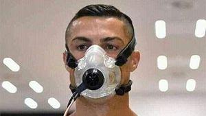 Ronaldo âm tính với Covid-19