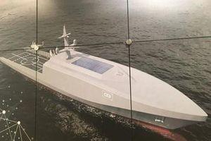 Hạm đội không người lái trong tương lai của Hải quân Mỹ