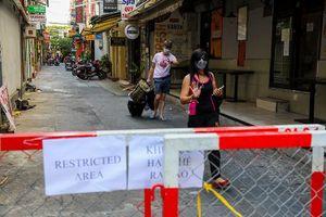 Dịch COVID-19 (cập nhật sáng ngày 16/3): Việt Nam công bố thêm 4 trường hợp nâng tổng số lên 57 ca nhiễm