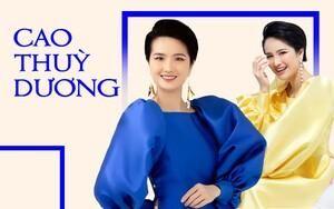 'Hoa hậu được yêu thích nhất 2008 'Cao Thùy Dương lột xác khi tái xuất sau 5 năm vắng bóng