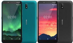 Điện thoại Nokia C2 ra mắt, giá siêu rẻ chỉ từ 2,2 triệu đồng