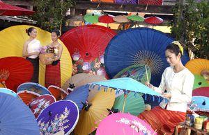 Thành công của mô hình làng nghề tại Thái Lan