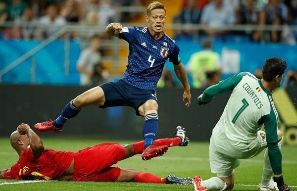 Keisuke Honda lập kỷ lục chưa từng có trong lịch sử bóng đá thế giới
