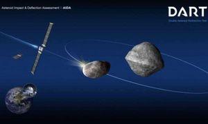 NASA và ESA chuẩn bị thử nghiệm chương trình bảo vệ Trái đất