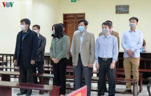 5 cựu Thanh tra tỉnh Thanh Hóa nhận hối lộ lĩnh án tù