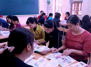 Chọn SGK theo tiêu chuẩn nào phù hợp với trường học miền núi?