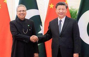Tổng thống Pakistan thăm Trung Quốc, khẳng định sẽ luôn ủng hộ Bắc Kinh