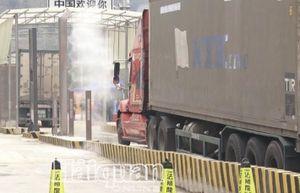 Hơn 1.000 xe hàng đang tồn đọng tại các cửa khẩu, nhiều nhất ở Lạng Sơn