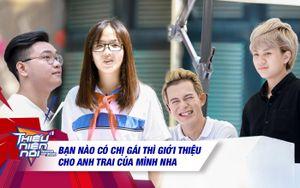 Bảo Hân - Quang Anh 'cười ngất' vì độ đáng yêu của cô bé lớp 9 đi tìm bạn gái cho anh trai