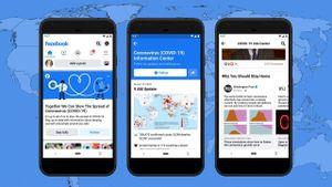 Facebook ra mắt Trung tâm thông tin theo thời gian thực về COVID-19