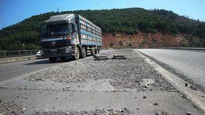 Thanh Hóa: Cung đường ô nhiễm, mất ATGT