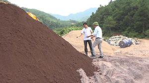 Sử dụng tro xỉ Nhà máy Nhiệt điện Na Dương làm mặt đường giao thông nông thôn