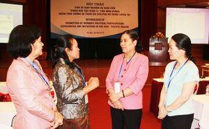 Vận dụng luật pháp quốc tế về bình đẳng giới ở Việt Nam