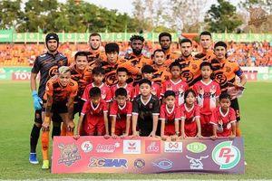 Đội bóng Thái Lan phải cách ly khẩn cấp vì Covid-19
