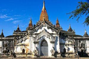 Khám phá Ananda ngôi chùa cổ đẹp nhất Bagan Myanmar