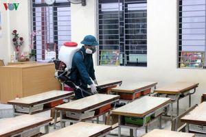 Nhiều tỉnh, thành cho học sinh nghỉ 'đến khi có thông báo'