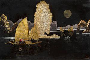 Bị mạo danh, họa sĩ Nguyễn Thụ kêu cứu