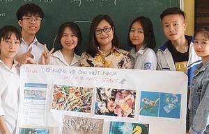 Cô giáo người Mường lọt top 50 giáo viên toàn cầu năm 2020