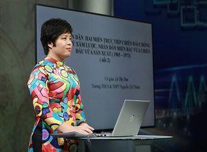 Tuần tới, học sinh khối 9, 12 thành phố Hồ Chí Minh học bài mới qua truyền hình
