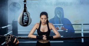 Hoa hậu Khánh Vân tiết lộ lý do học boxing và Muay Thái