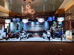 Yamaha Việt Nam tung ra 3 mẫu xe mới năm 2020