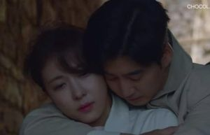 Cảnh hôn của bạn trai Honey Lee và Ha Ji Won