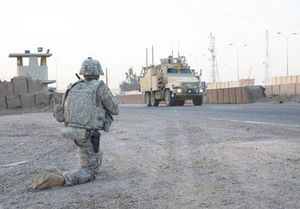 Rocket vừa tấn công vào căn cứ Mỹ tại Iraq có xuất xứ từ Trung Quốc