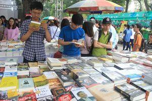 Tạm dừng hoạt động Phố sách Hà Nội đến hết tháng 3