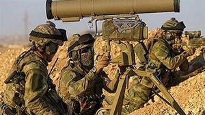 SAA dùng ATGM Nga chặn đứng, buộc Mỹ quay xe