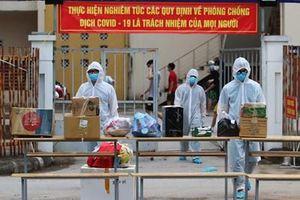 Thêm 11 ca mắc Covid-19 mới tại Việt Nam
