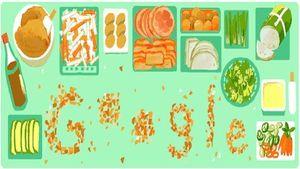 Trang chủ Google vinh danh hình ảnh bánh mì Việt Nam