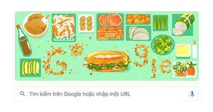 Google tôn vinh bánh mì Việt Nam