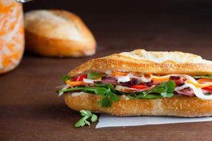 Bánh mì Việt Nam được Google tôn vinh