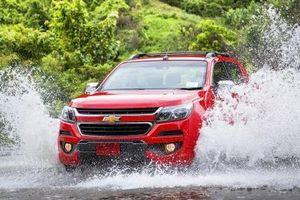 Sau Chevrolet Trailblazer, đến lượt Chevrolet Colorado giảm giá mạnh